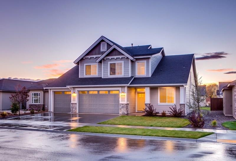 Smart Home von außen