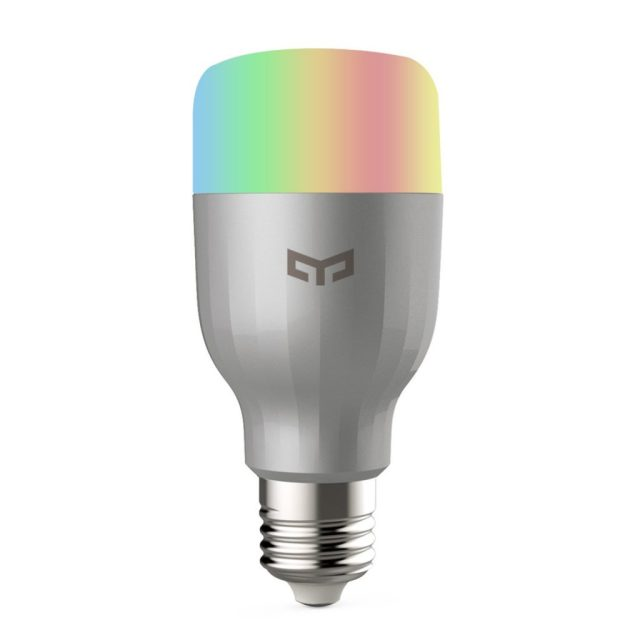 Smart Bulb which works without a hub - YeeLight