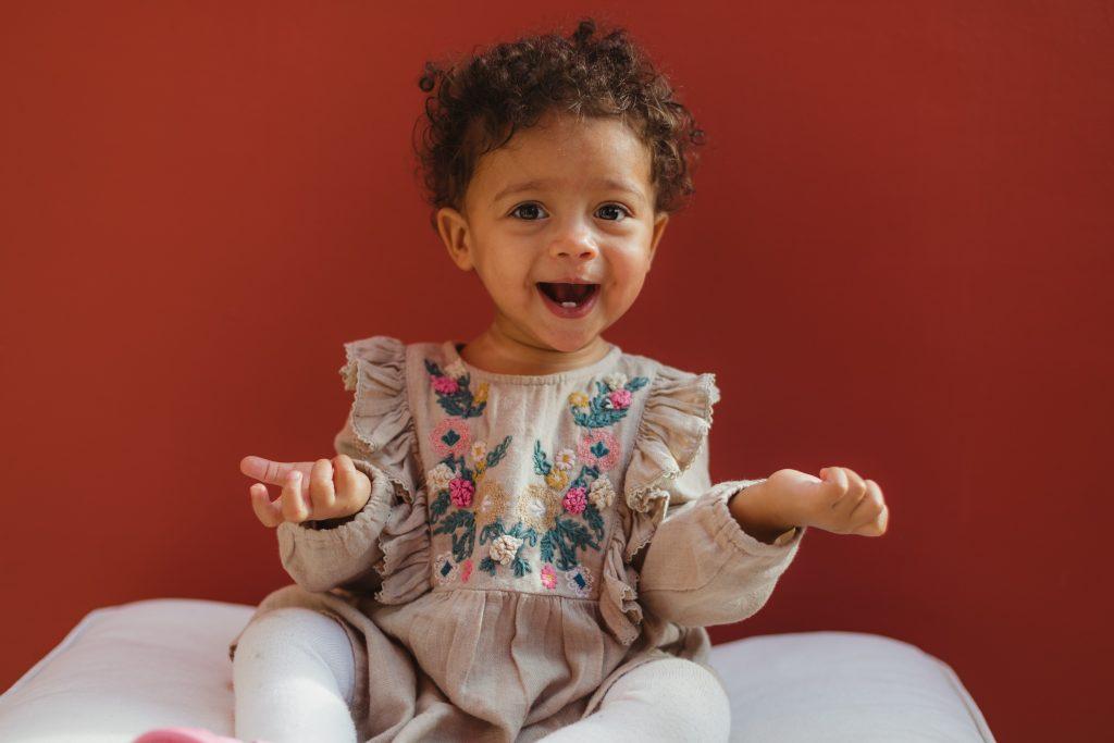 Alexa Baby Monitor - Happy Baby