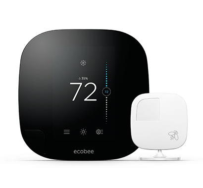 Apple Stores Begin Selling Ecobee3 Home-Kit Thermostats Today