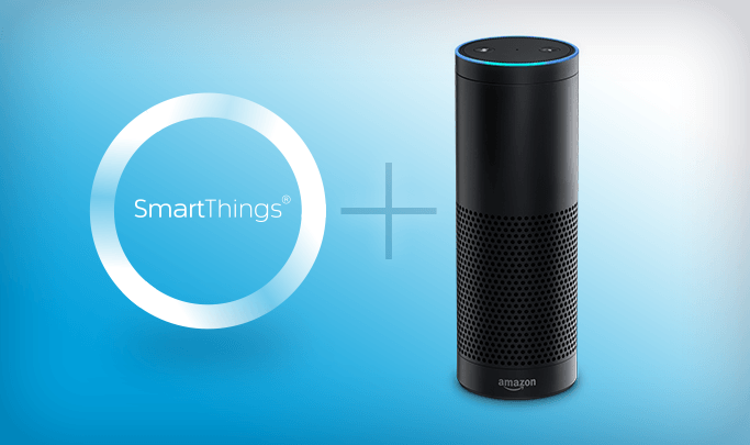 SmartThings will work with Amazon Echo