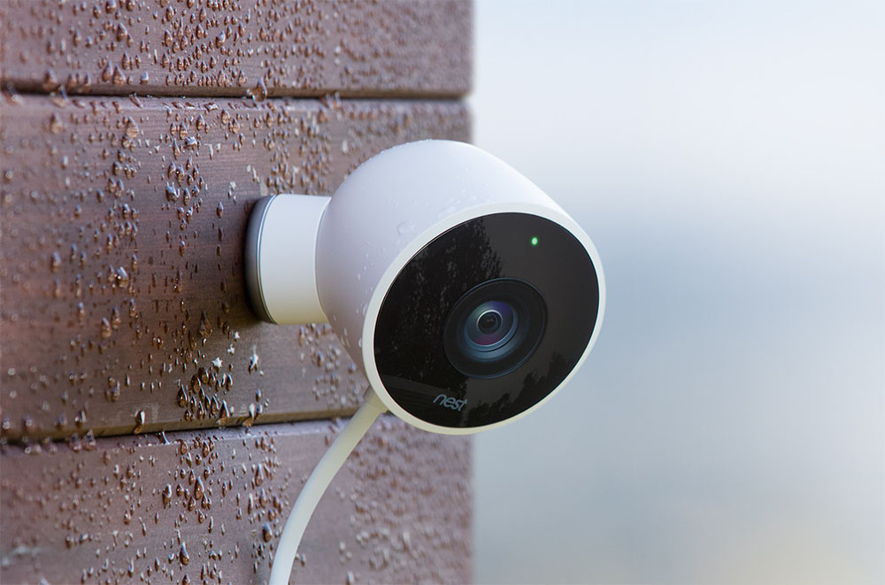 Nest Outdoor Initial Impressions