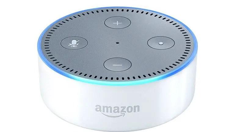 Second Generation Echo Dot Unboxing