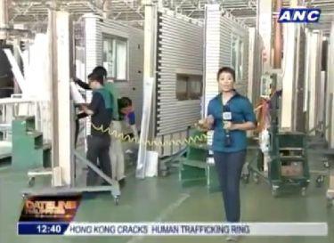 HRDフィリピン工場がテレビで放映されてたよ\(^o^)/:一条工務店ってどんな会社2