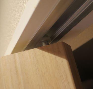 WIC扉の向きの失敗!i-smartの固定折れ戸は両開きにできる??左右反転は??