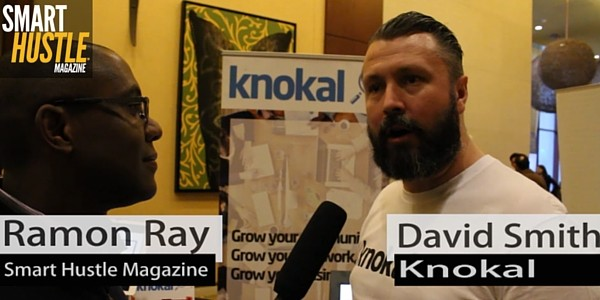 SXSW 2016 Interview: How Knokal is Connecting You to the Right Businesses