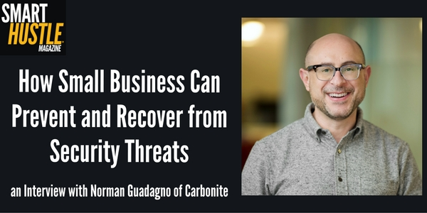 How Small Business Can Prevent and Recover from Security Threats