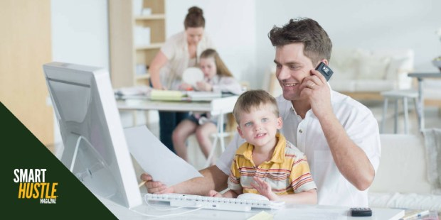 Balancing Running a Business and Having a Family
