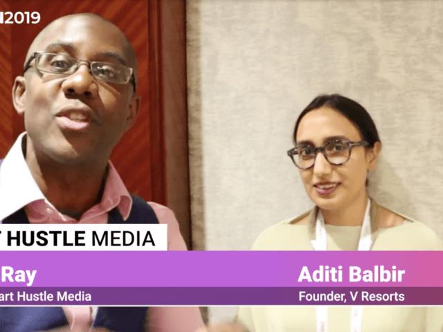 Aditi Balbir VResorts Smart Hustle Media