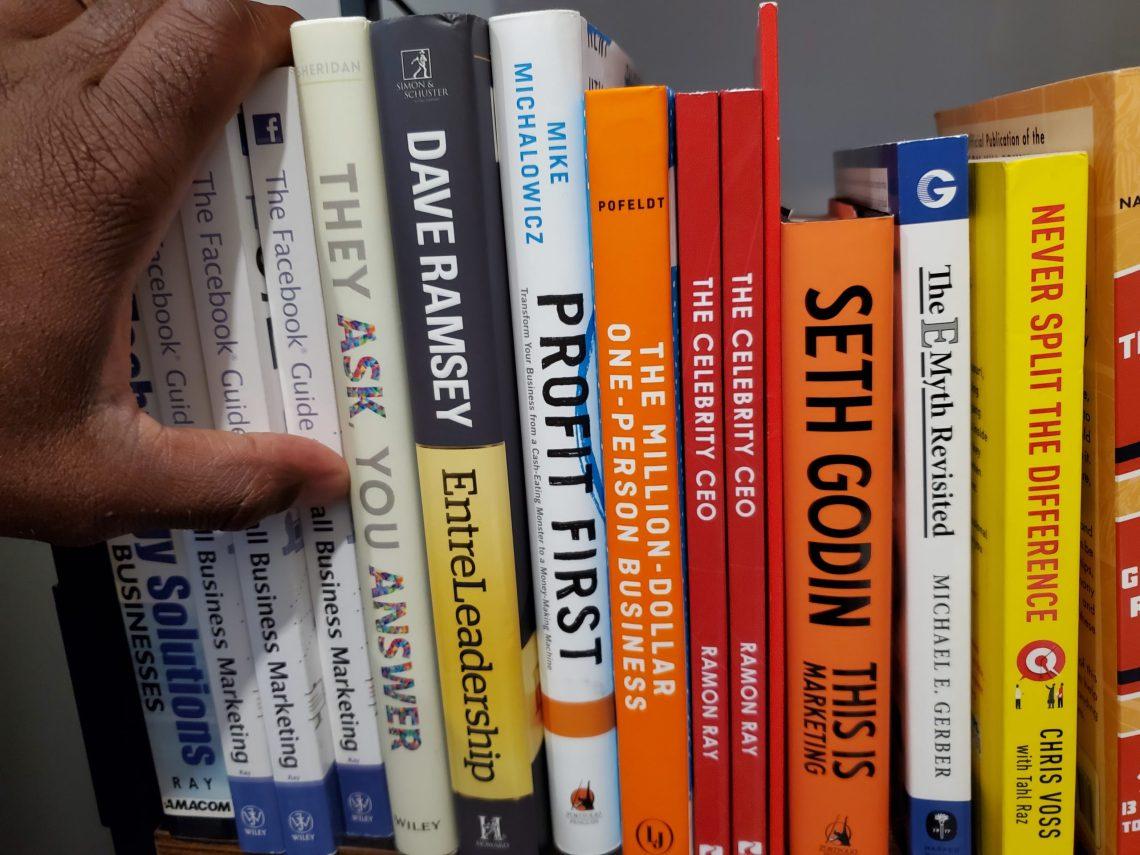 Ramon's Favorite Books