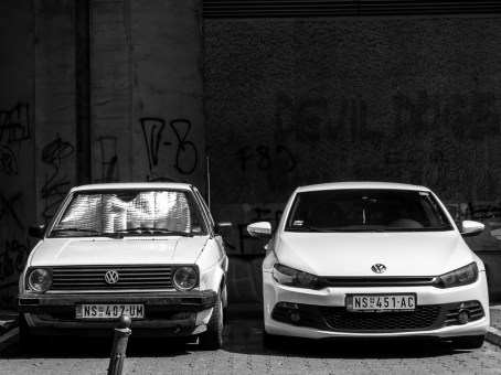 Pricing strategy comparison cars Volkswagen golf