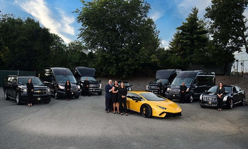 chauffeured transportation company