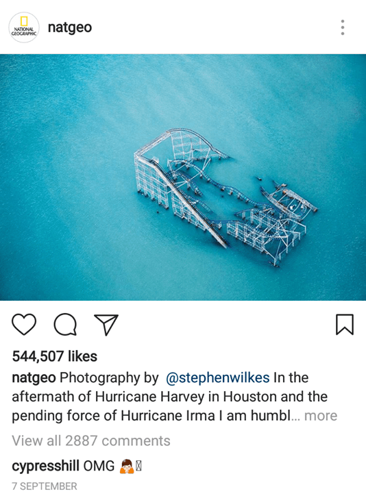 national geographic hurricane aftermath
