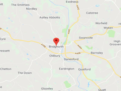 Burglar Alarms from £349 Fully Installed in Bridgnorth & Surrounding Areas