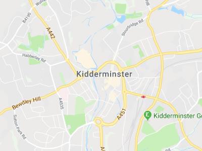 Burglar Alarms from £349 Fully Installed in Kidderminster & Surrounding Areas