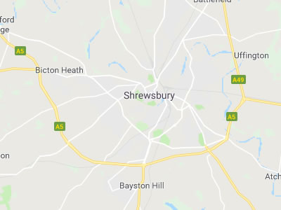 Burglar Alarms from £349 Fully Installed in Shrewsbury & Surrounding Areas