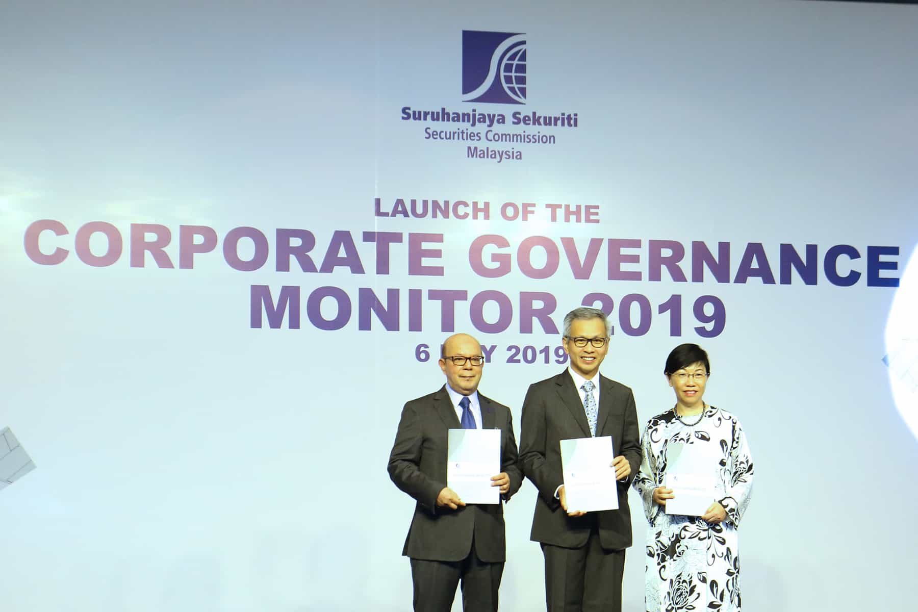SC's Inaugural CG Monitor Reports Encouraging Adoption of Corporate Governance Best Practices