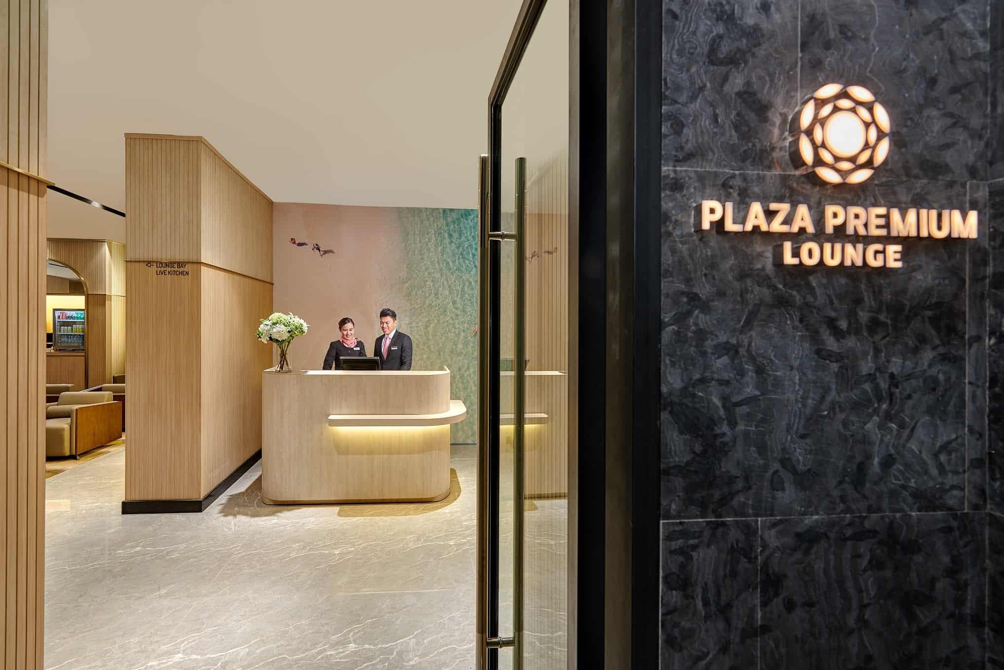 Plaza Premium Lounge Added Domestic Arrivals Lounge  at Mactan Cebu International Airport