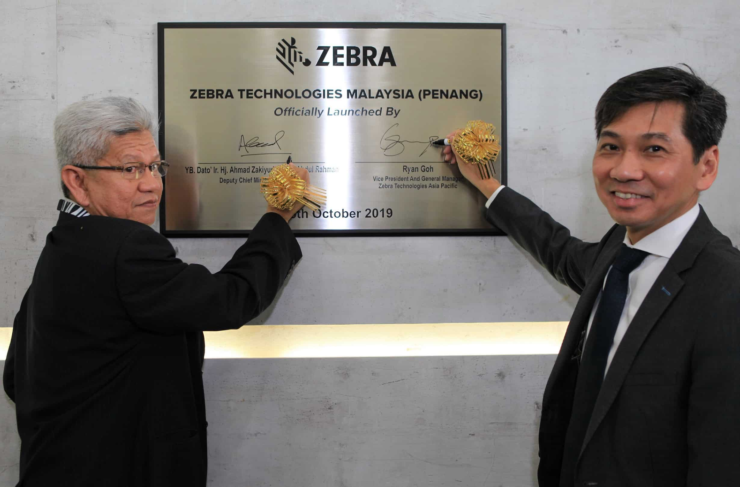 Zebra Technologies Reinforces Commitment to Penang