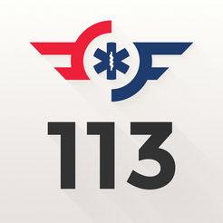 Logo Hjelp 113