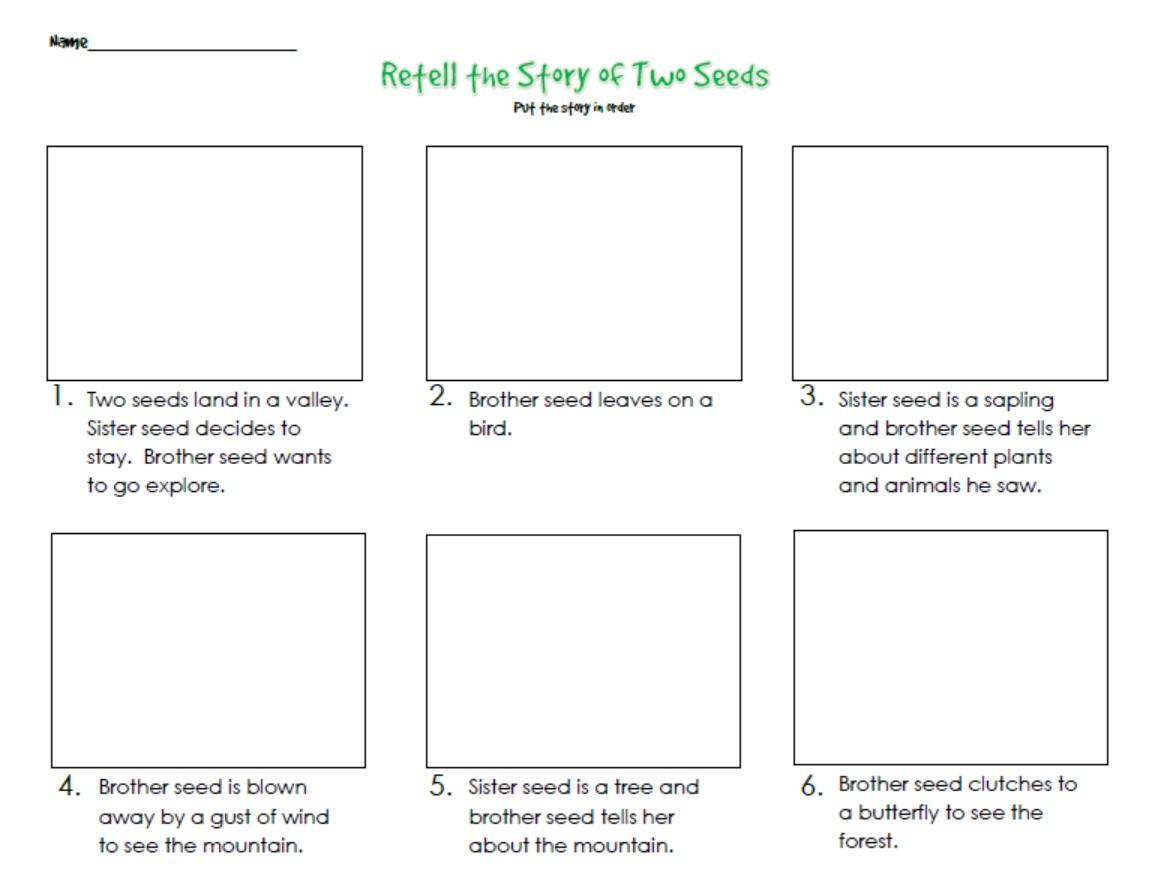 Preschool Worksheet Spot The Differences Smartkids