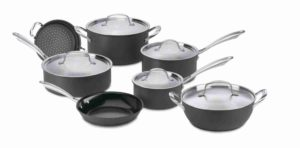 Cuisinart GG-12 GreenGourmet Cookware Set Image
