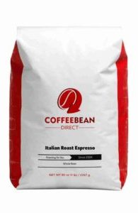 Organic Dark Roasted Whole Coffee Beans in 2 Pounds by Koffee Kult Image