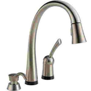Best Motion Sensor Kitchen Faucet Image