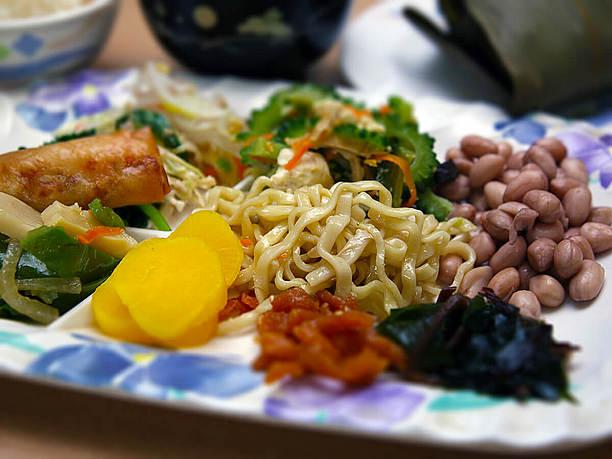 金壺食堂の台湾素食