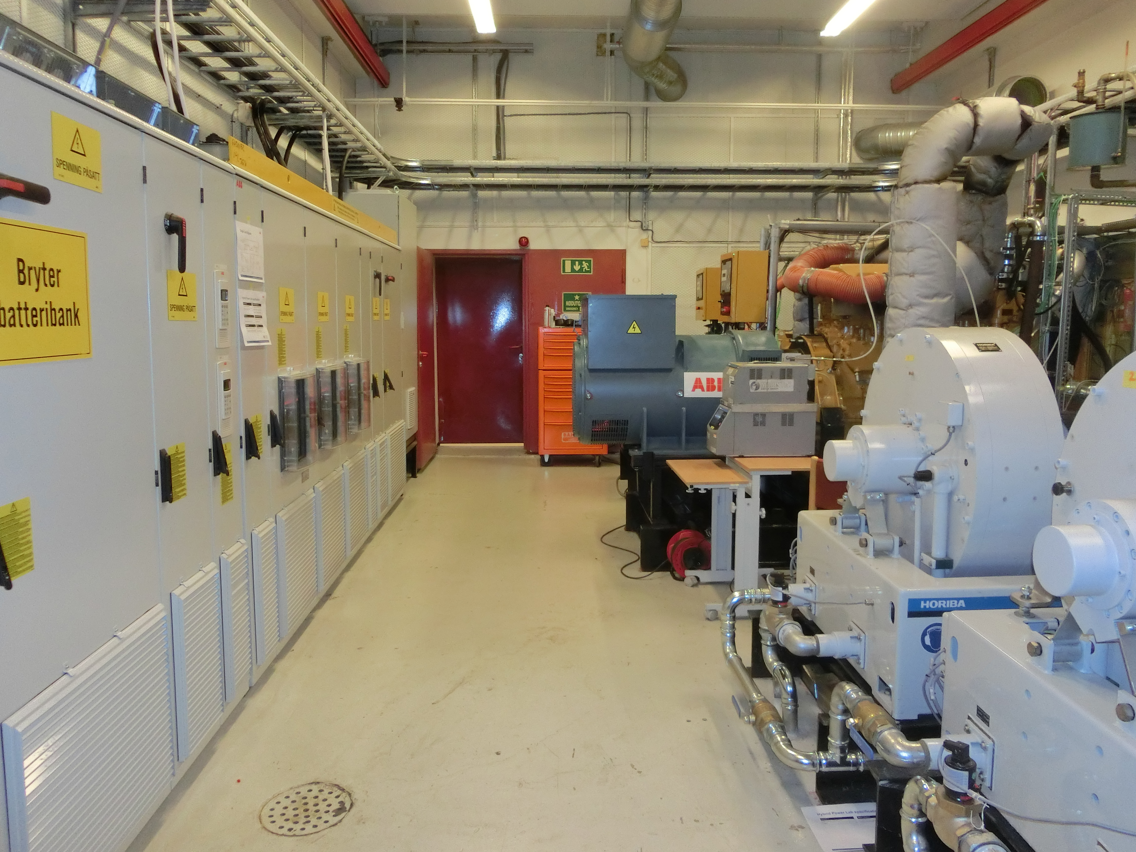 Abb And Sintef Test Fuel Cells For Main Ship Propulsion Potential