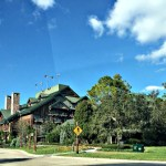 Wilderness Lodge Trip: Day 1