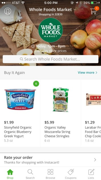 Instacart Explained: the Best Grocery Delivery Option in