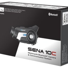 Sena's 10C integrated camera and communications system from Smart Mounts