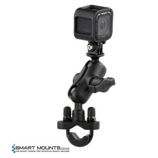 RAM-B-149Z-A-GOP1U – RAM Handlebar Mount for GoPro HERO with Short Arm
