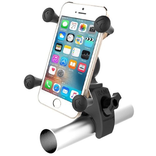 RAM Tough-Claw Mount with Universal X-Grip Phone Cradle