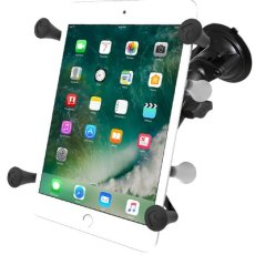 """RAM Twist-Lock™ Suction Cup Mount with Universal X-Grip® Cradle for 7""""-8"""" Tablets"""
