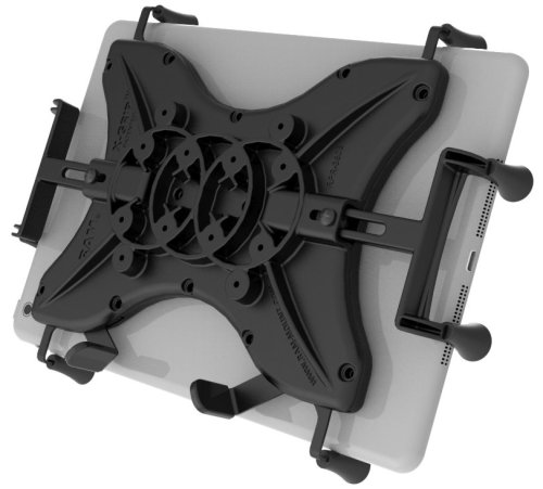 "RAM® X-Grip® Cradle for 10"" Large Tablets"