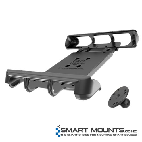 """RAM Tab-Tite™ Universal Spring Loaded Cradle for 10"""" Tablets with HEAVY DUTY CASES"""