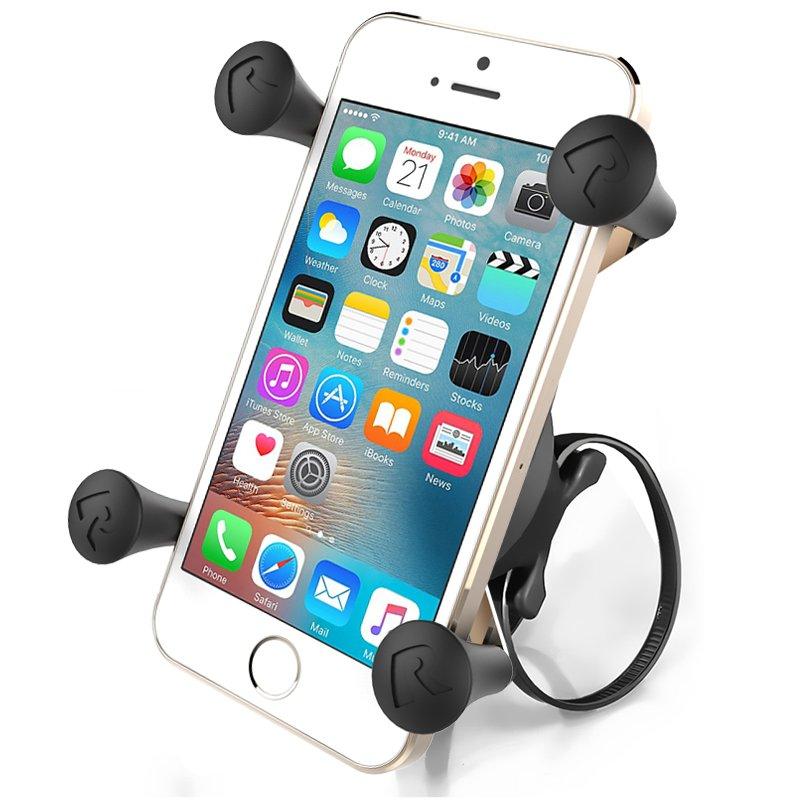 f9b8f855e476c0 RAM EZ-ON/OFF Bicycle Mount with X-Grip Phone Cradle – RAP-274-1-UN7U