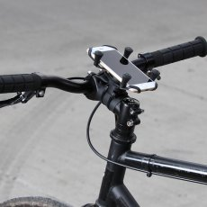 RAM EZ-ON/OFF™ Bicycle Mount with Universal RAM® X-Grip® Phone Cradle