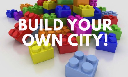 Build your own city!