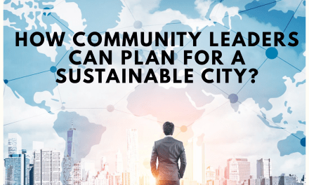 How community leaders can plan for (and execute) a sustainable city