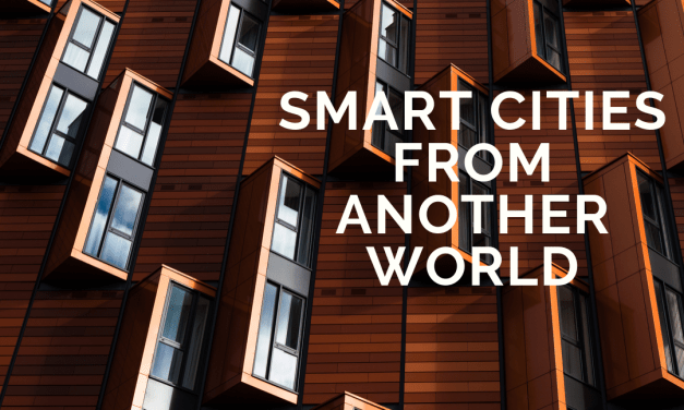 Smart cities from another world