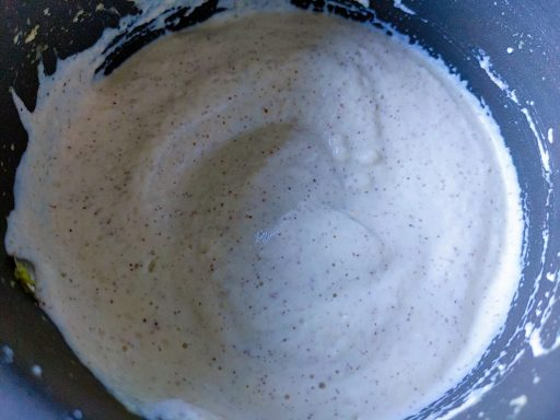 Coconut mixture