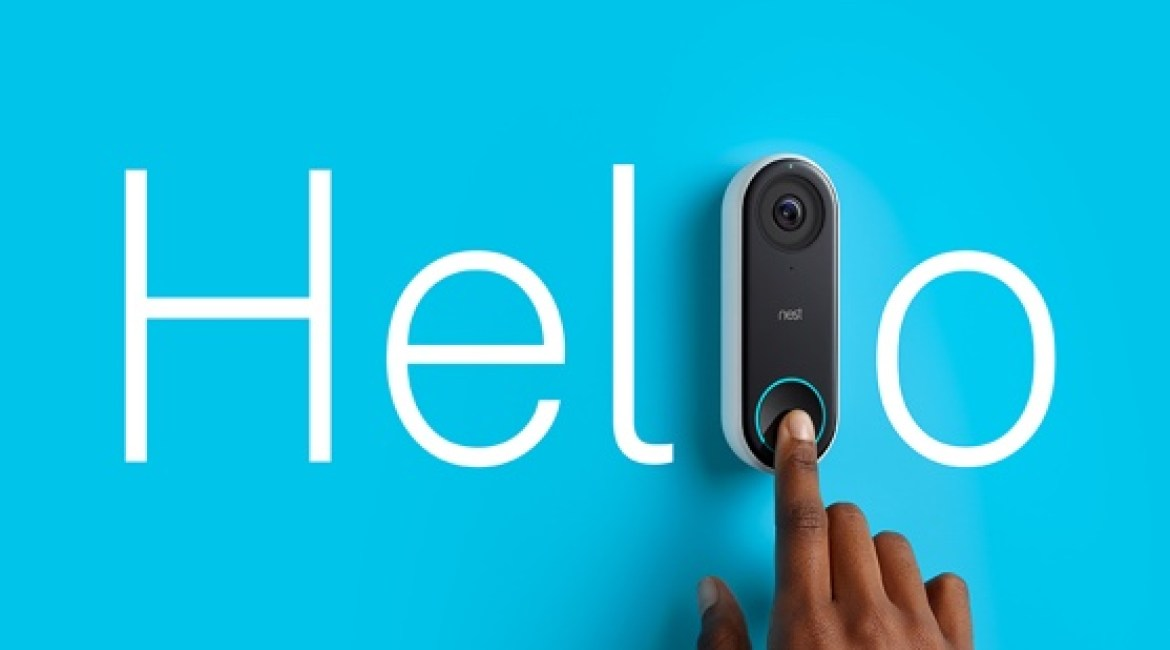 Say hello to Nest Hello.