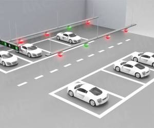 Soluciones de estacionamiento inteligentes: no es el estacionamiento