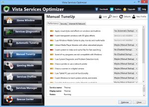 Vista Services Optimizer