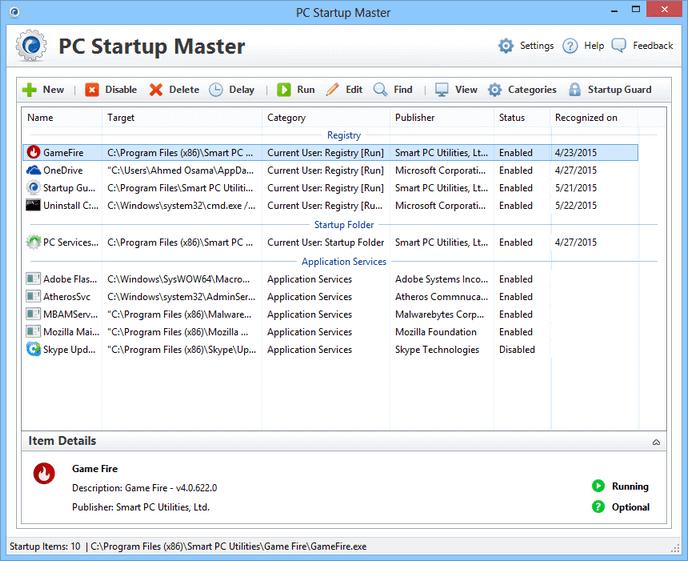 PC Startup Master 3