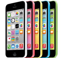 Apple iPhone 5 c Reparturen in München und Weilheim