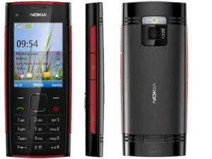 Dual-SIM-Handy Nokia X2-00 (Foto: Nokia)